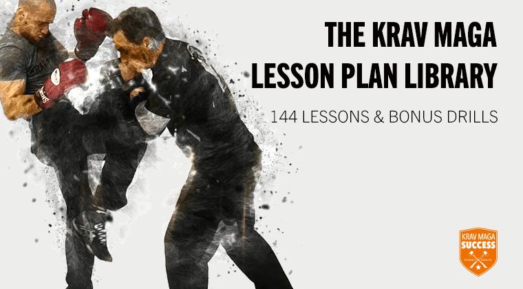 The Krav Maga Lesson Plan Library