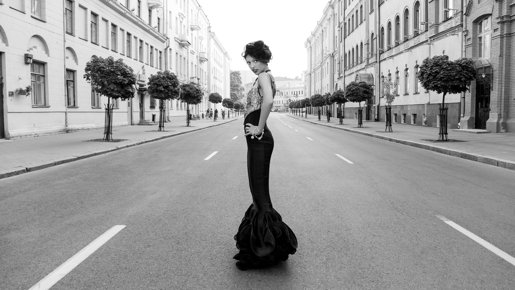 Photoshop e Lightroom-Bianco e nero mozzafiato