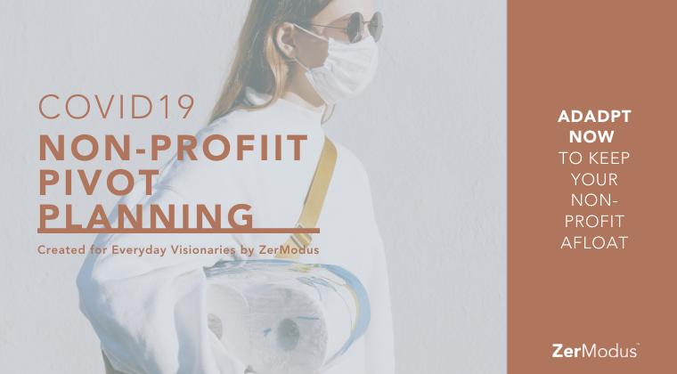 COVID19 Non-Profit Pivot Planning Online Course