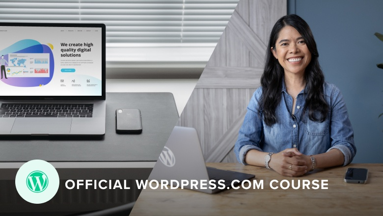 Build a Professional Website with WordPress.com