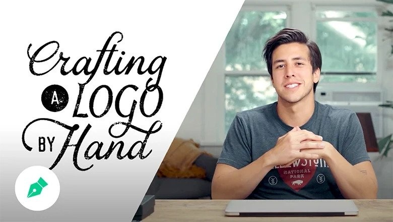 Craft a Logo by Hand Online Course