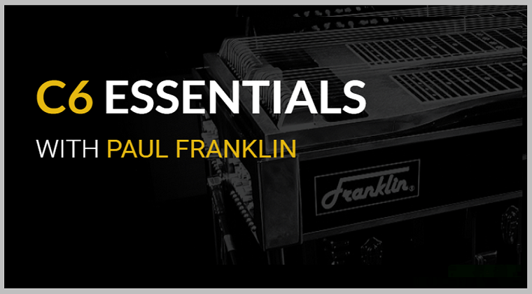 C6 Essentials With Paul Franklin