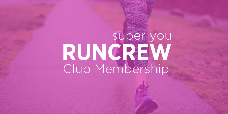 RunCrew Club Membership