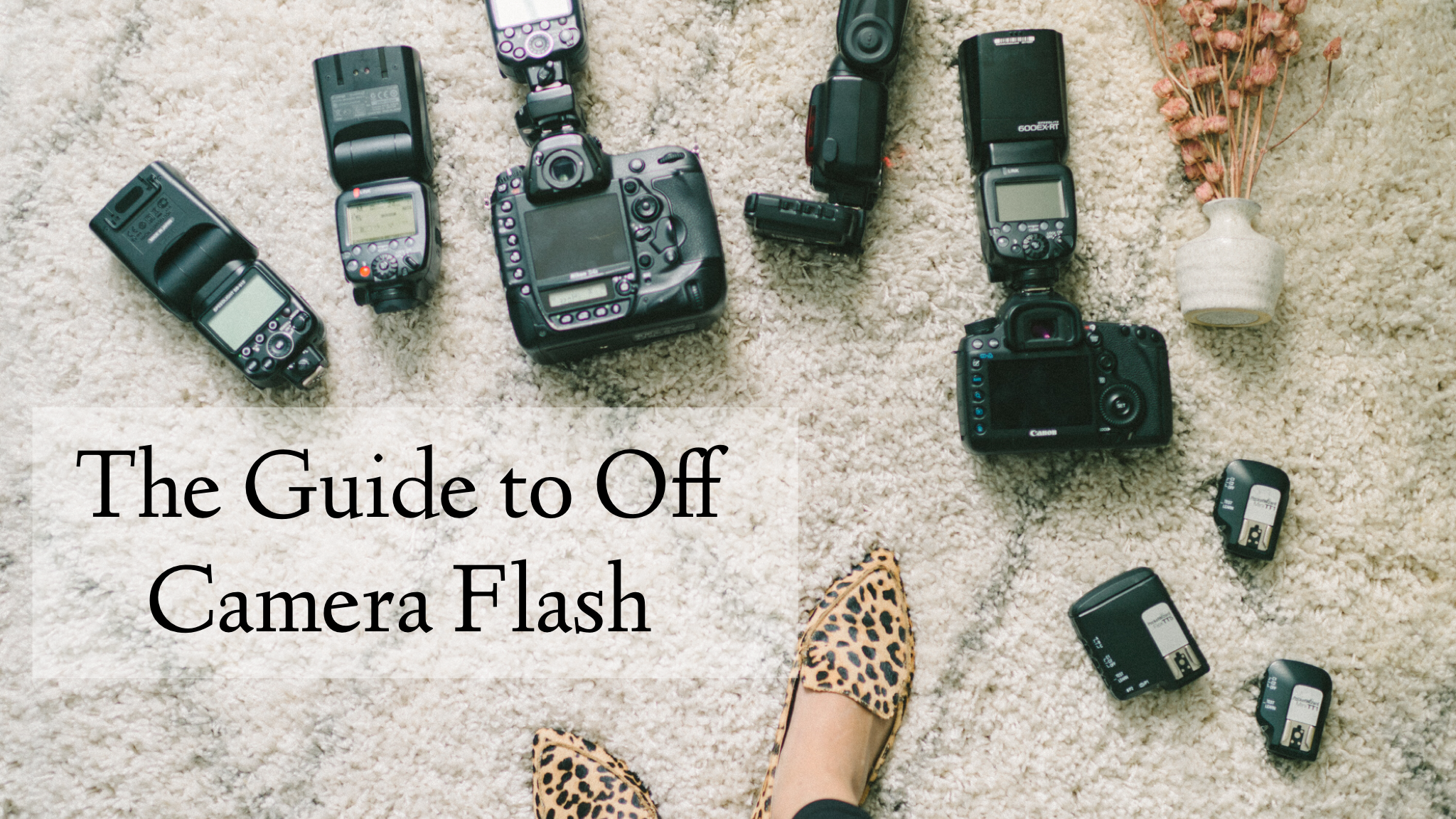 The Guide to Off Camera Flash