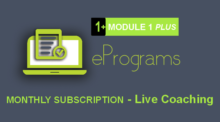 MODULE 1 SUBSCRIPTION PLUS