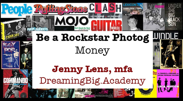 Rockstar Photog and Money