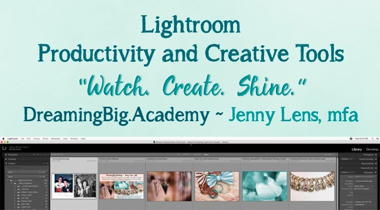 Lightroom Productivity and Creative Tools