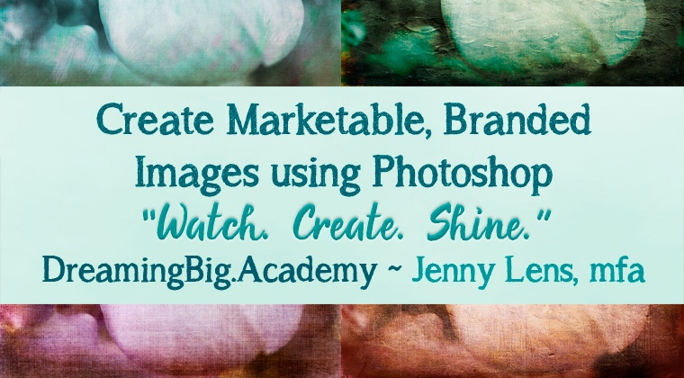 Create Marketable, Branded Images in Photoshop