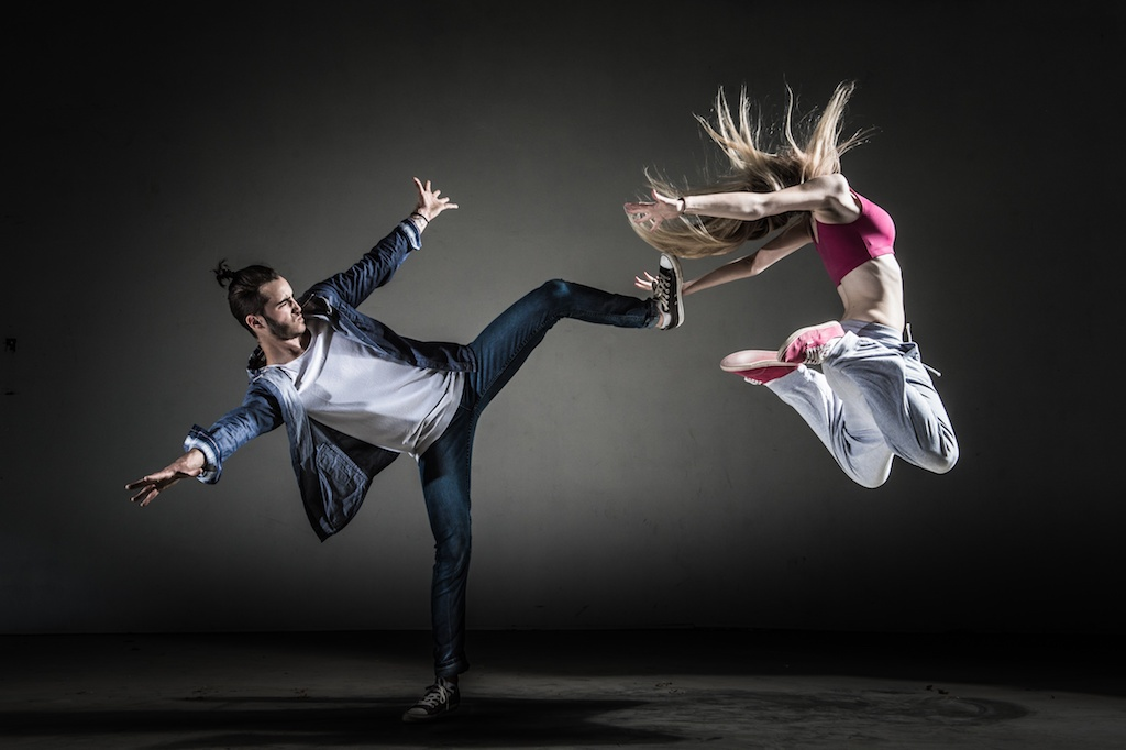 Online Tanzkurs für Kinder, Teenies und Paare