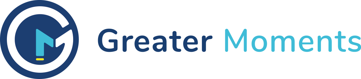 Greater Moments App logo