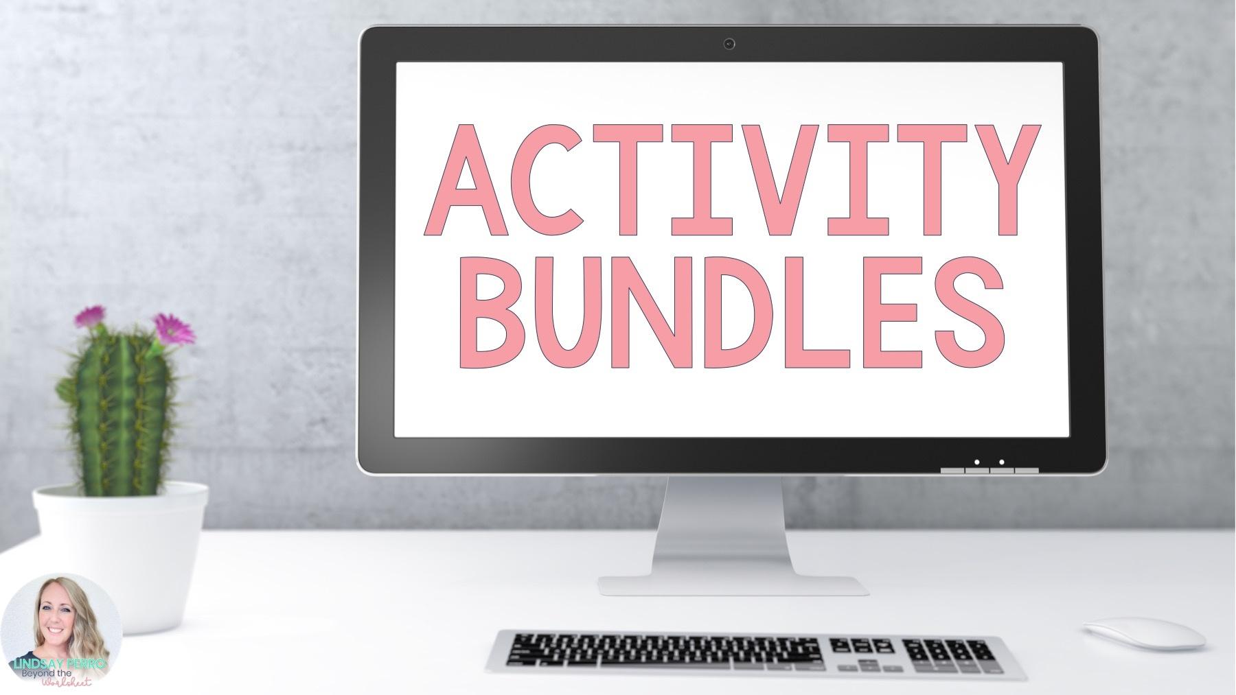 Activity Bundles