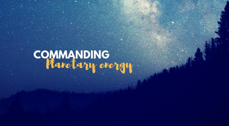 Commanding Planetary Energy - PDF Download