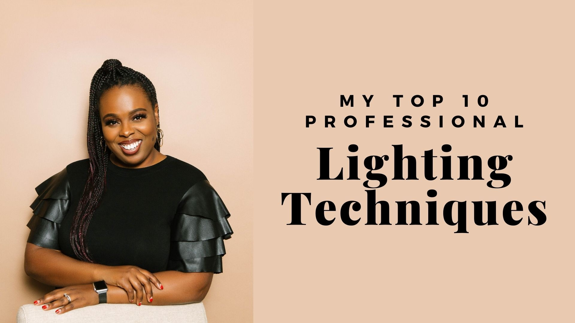 10 Lighting Techniques for Photographers