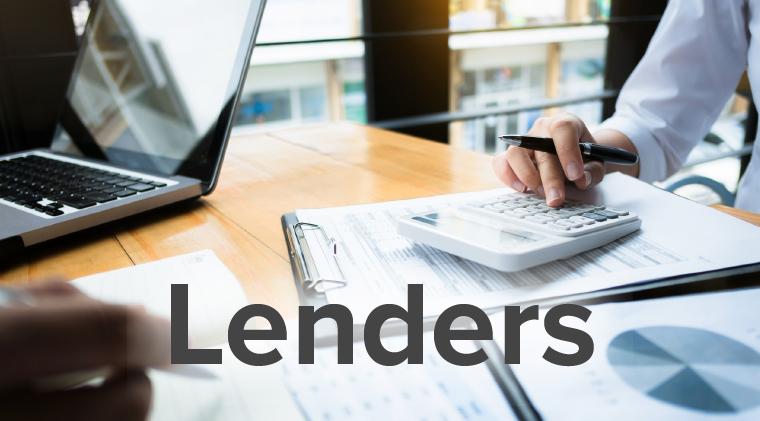 kvCORE Lenders