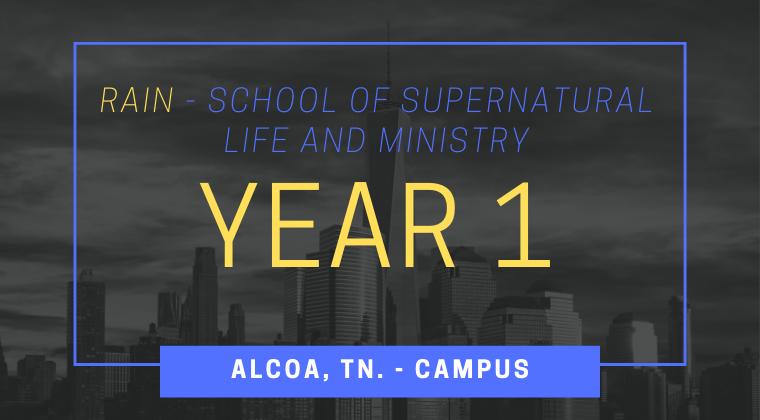RSSM - Year 1- Alcoa Campus