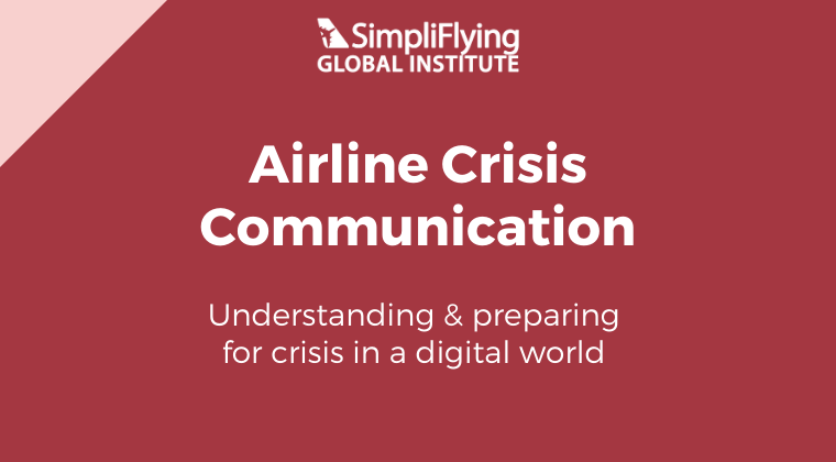 Airline Crisis Communication (coming soon)