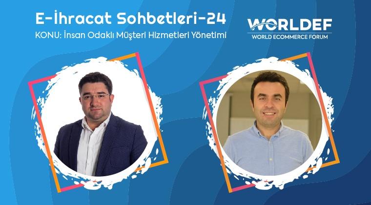 Webinar 24 | Mustafa Aydın - İnsan Odaklı Müşteri Hizmetleri Yönetimi