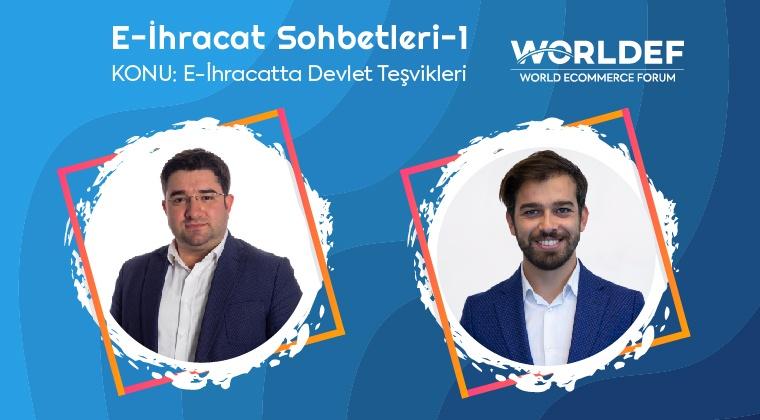 Webinar 1 | Ahmet Emre Bükcü - E-İhracatta Devlet Teşvikleri