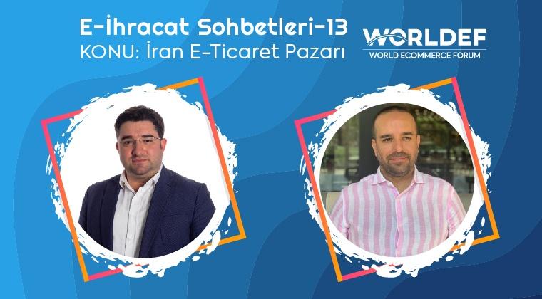 Webinar 13 | Sadra Mahrabi - İran E-Ticaret Pazarı
