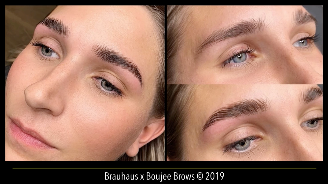 Brauhaus x Boujee Brows Brow Lamination Masterclass