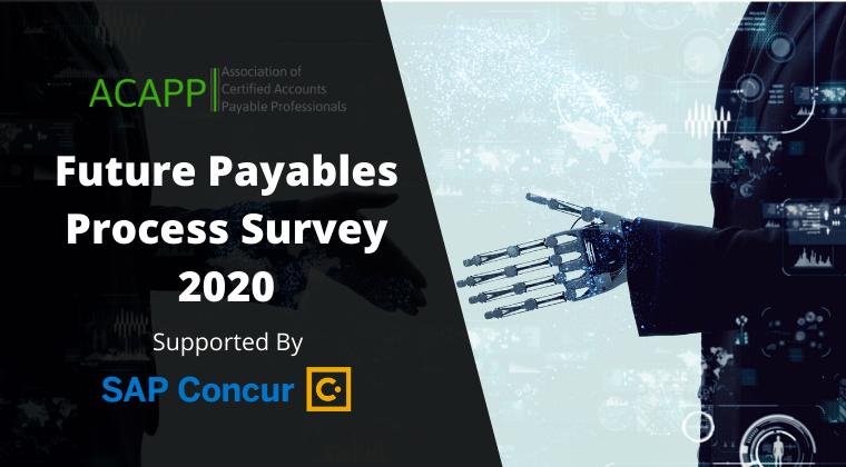 Future Payables Process Survey 2020