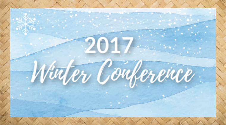 2017 Winter Conference