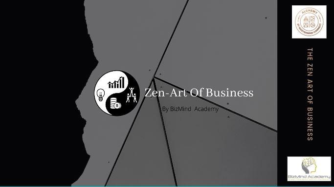 The Zen Art of Business Masterclass