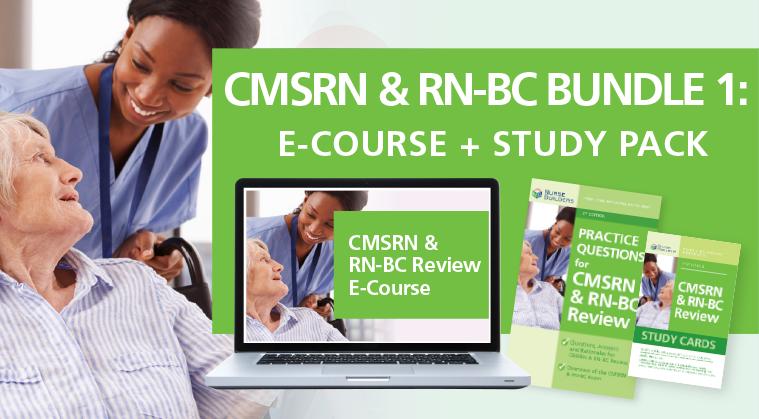 cmsrn study questions