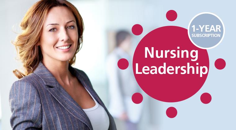 Subspecialty Nursing CE Package: Nursing Leadership