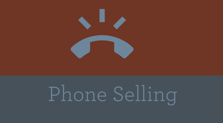 Phone Selling