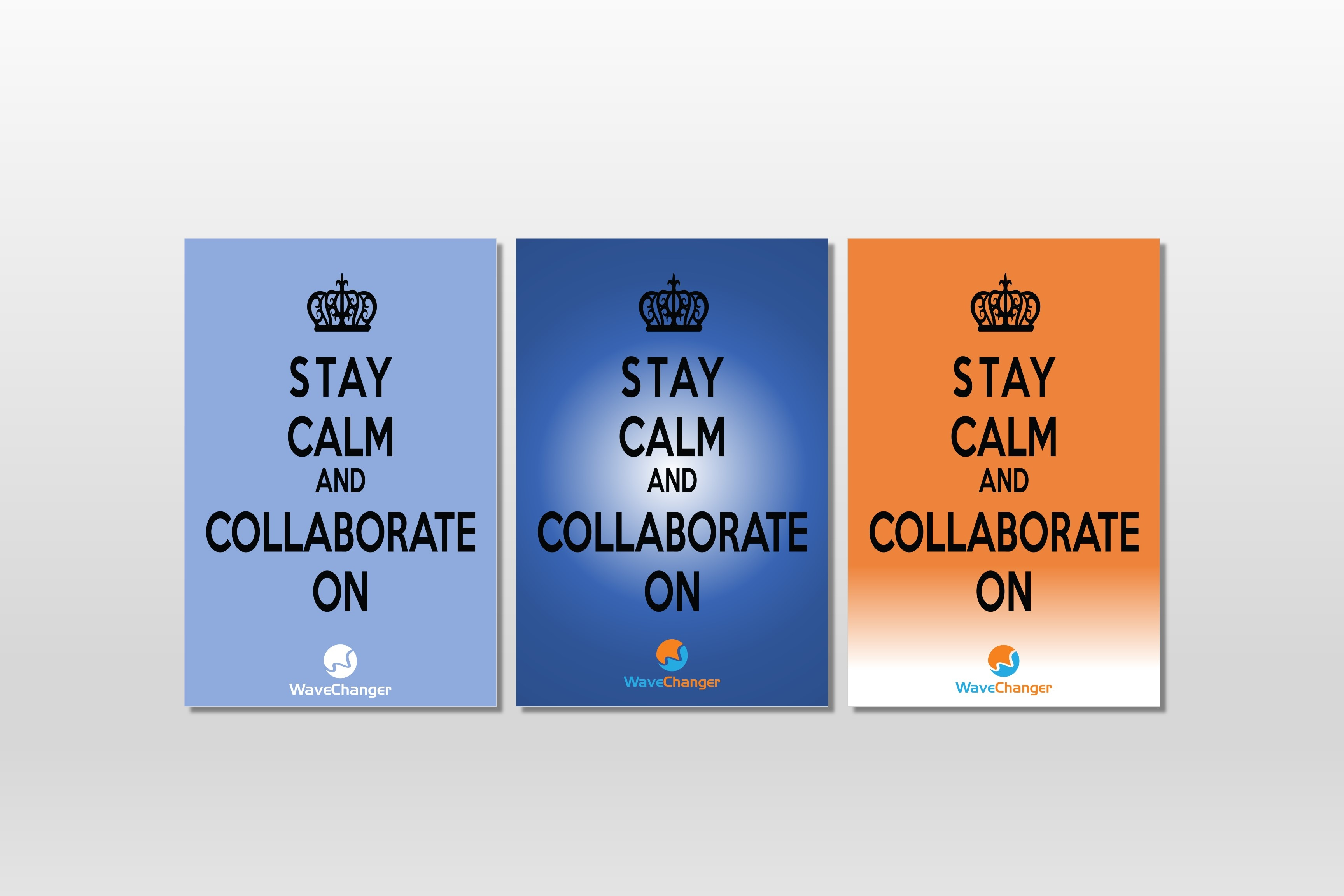 Stay Calm and Collaborate Download