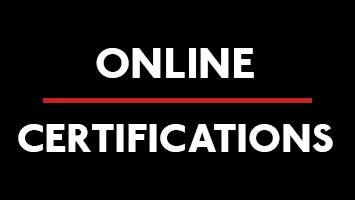 Online Certifications