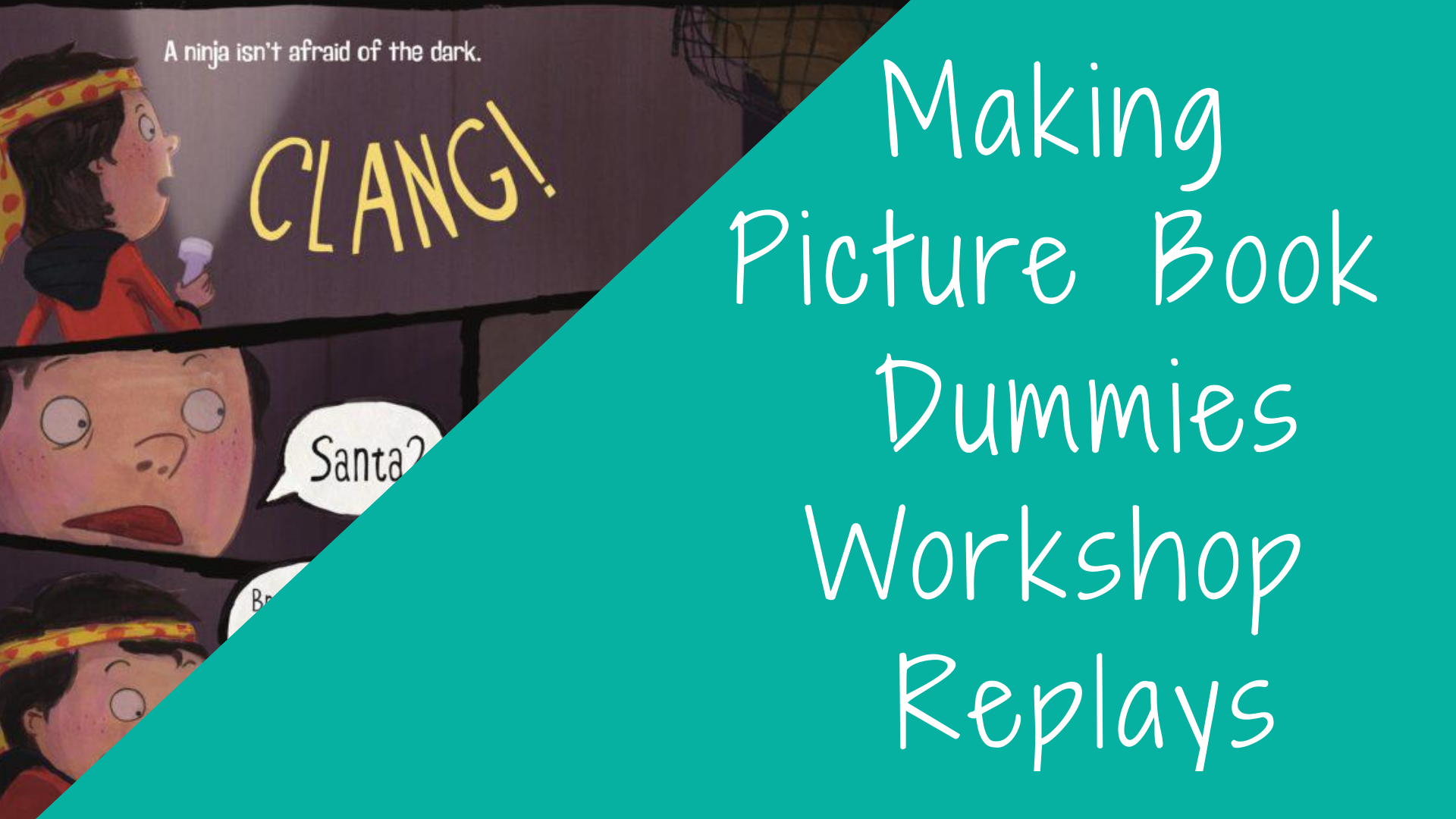 WORKSHOP: Making Picture Book Dummies
