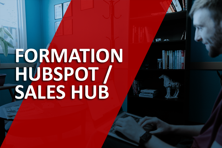 Formation HubSpot | Sales Hub