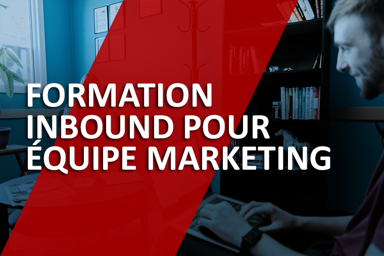 Formation inbound pour équipe marketing