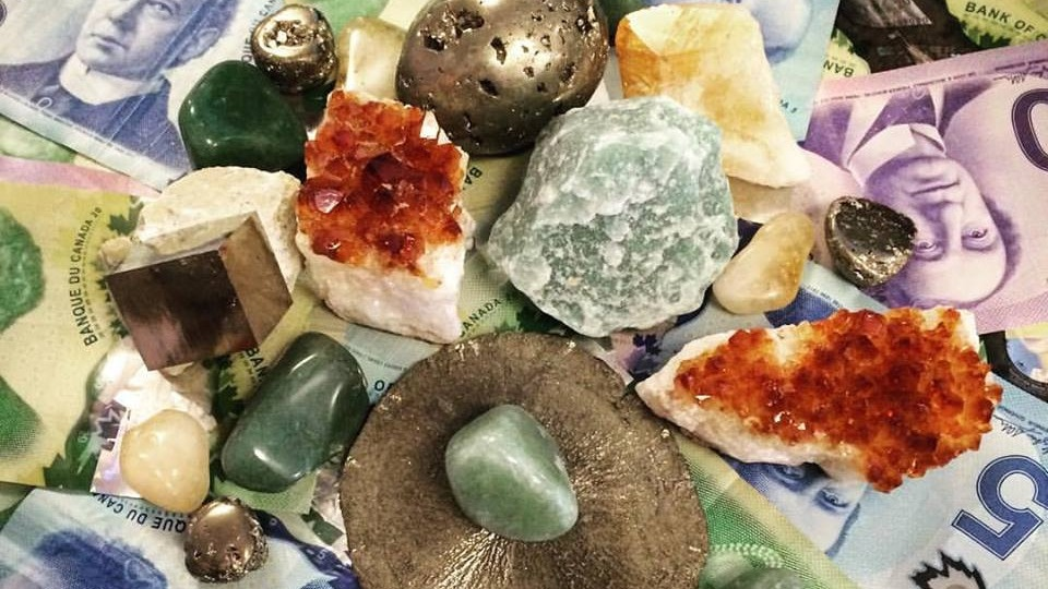 Crystals for Wealth & Abundance  Certification