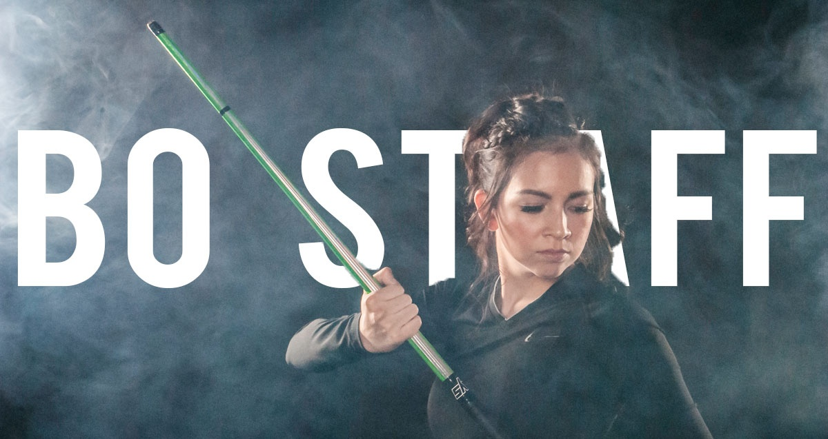 Bo Staff Training for Beginners