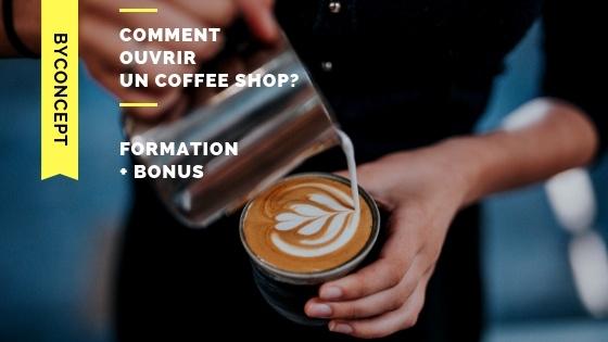 Comment ouvrir un coffee shop ?