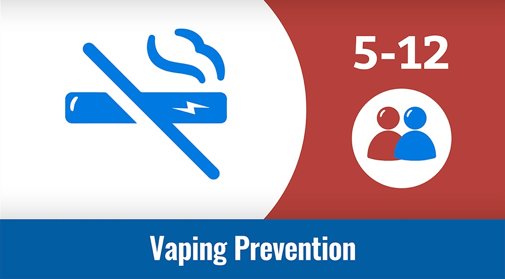 CATCH My Breath Vaping Prevention Program