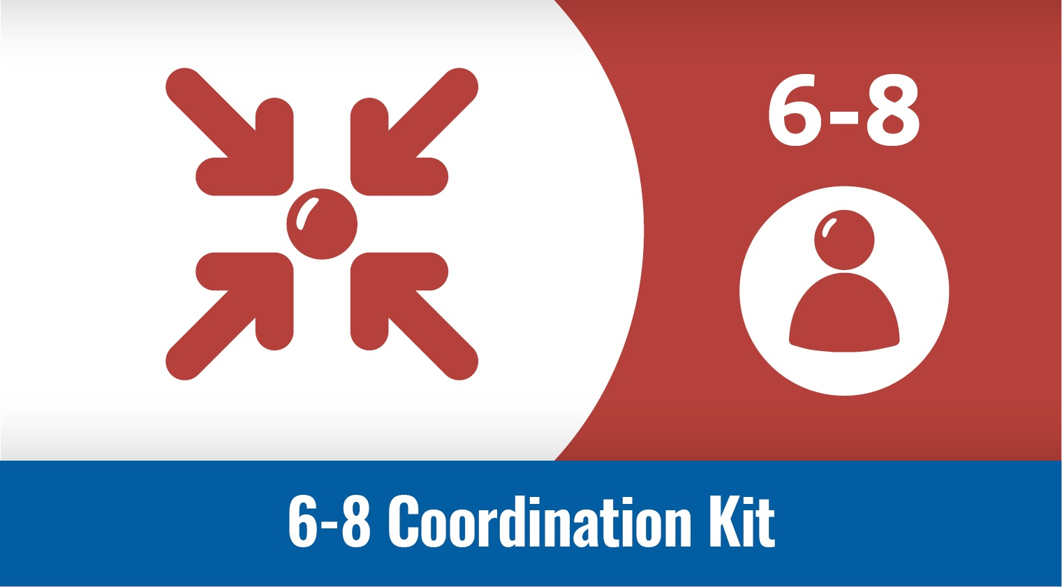 CATCH Coordination Kit (6-8)