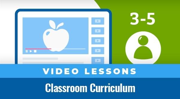 Grades 3-5 Video Lessons