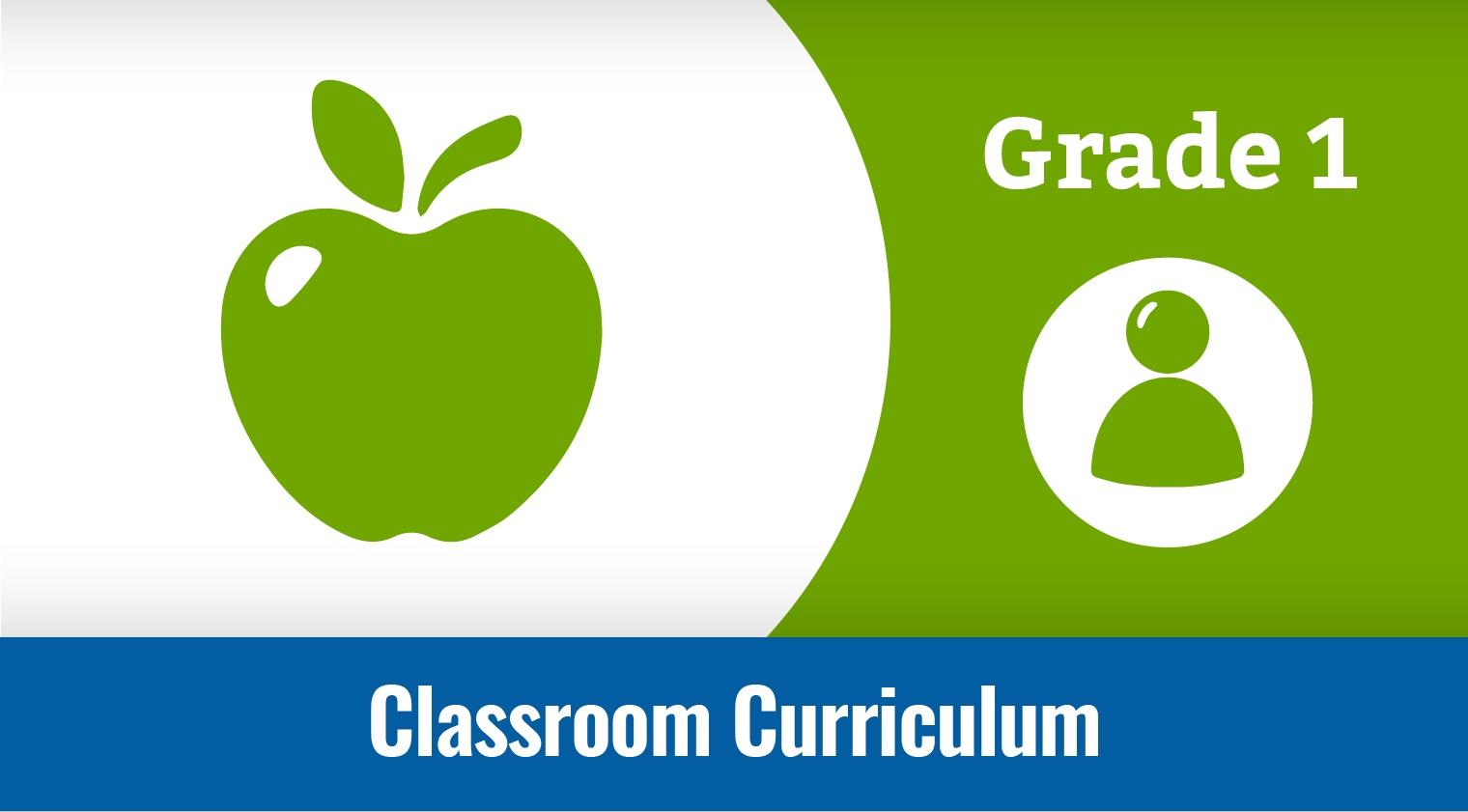 Grade 1 Classroom Curriculum - Hooray for Health!