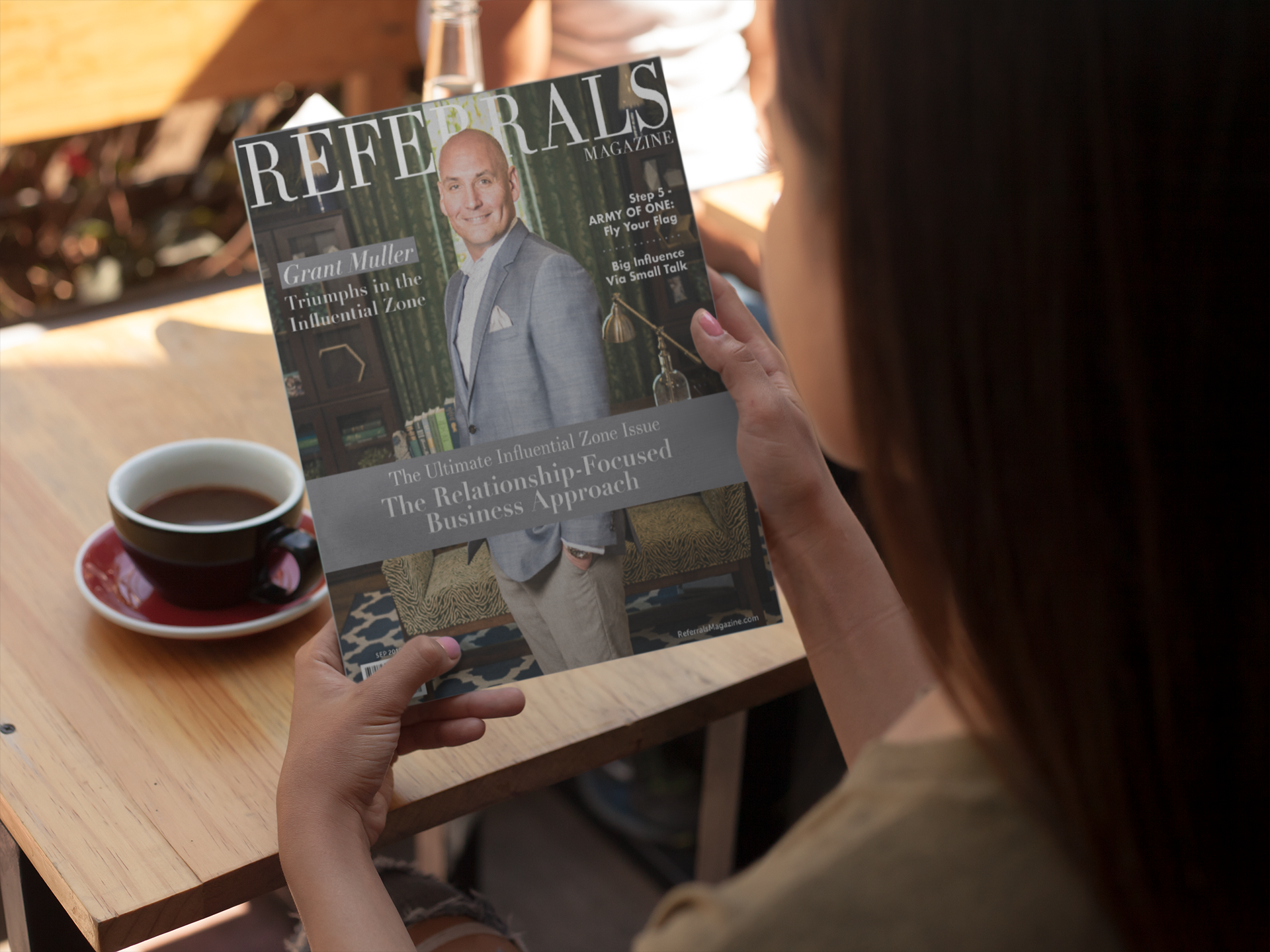 Referrals Magazine