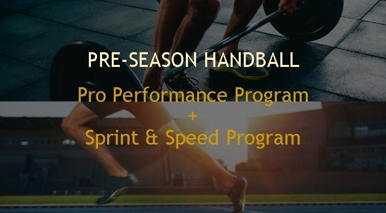 Pre-Season Power Pack for Handball Players