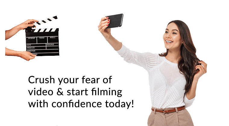 Easy steps to crush your fear of filming & create KILLER video content that builds awesome tenant relationships