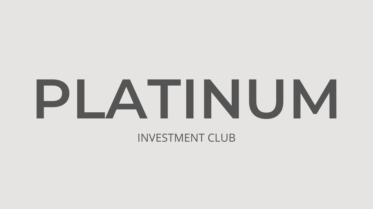 Investment Club PLATINUM