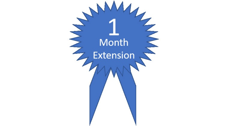 1 Month Renewal to All Non-expired Courses for $9.95 - UA Courses