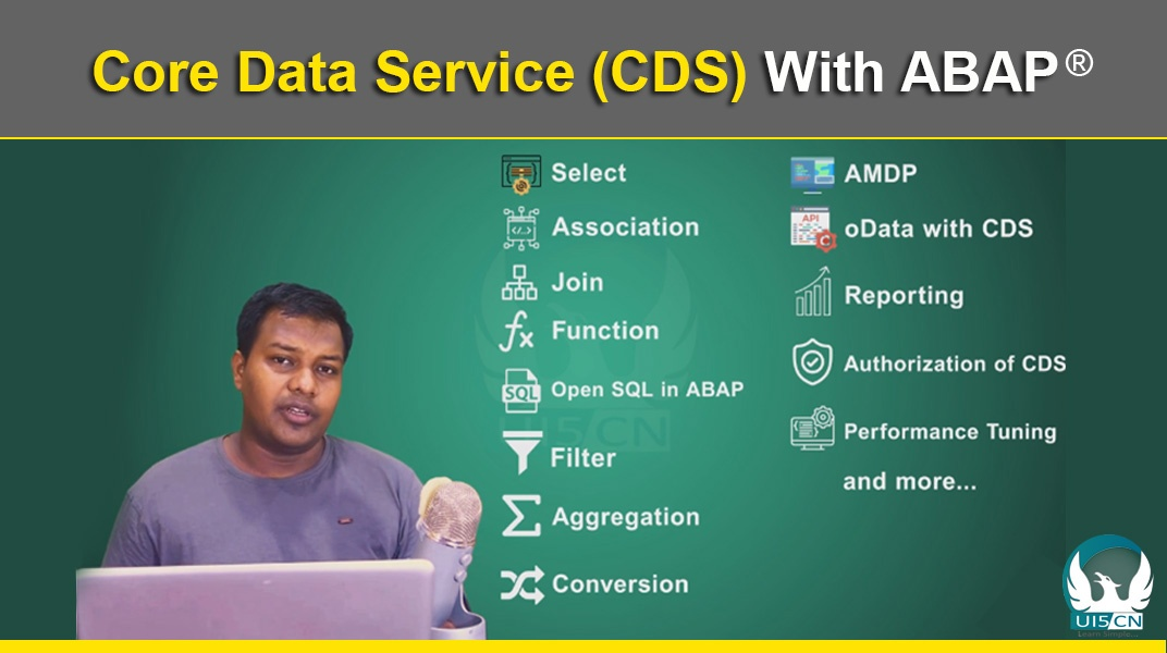 Core Data Service(CDS) Professional Development With ABAP®