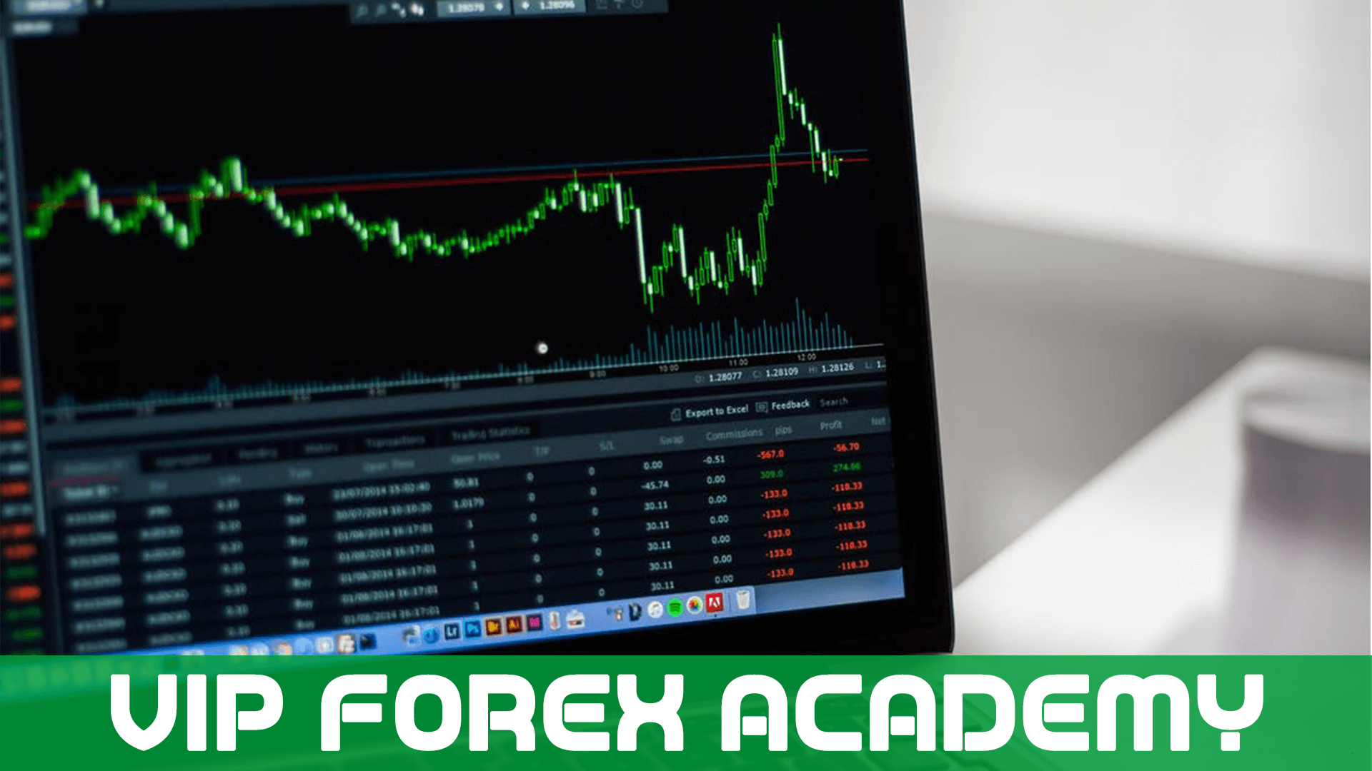 Forex education academy