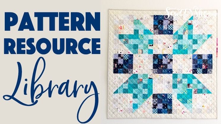SewCanShe Pattern Resource Library